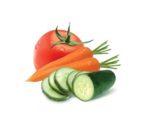 Perdre du poids avec des légumes riches en fibres