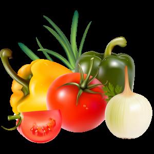 Régime Natman : les légumes sont indispensables