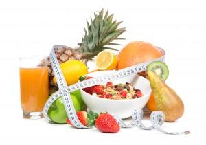 Perdez du poids avec des produits frais