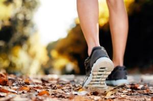 Courir avec de bonnes chaussures de sport est primordial !