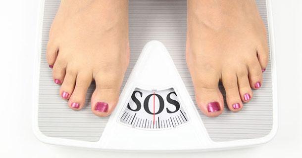 30 kilos à perdre : signe d'obésité