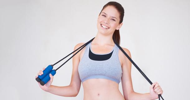 La corde à sauter pour maigrir