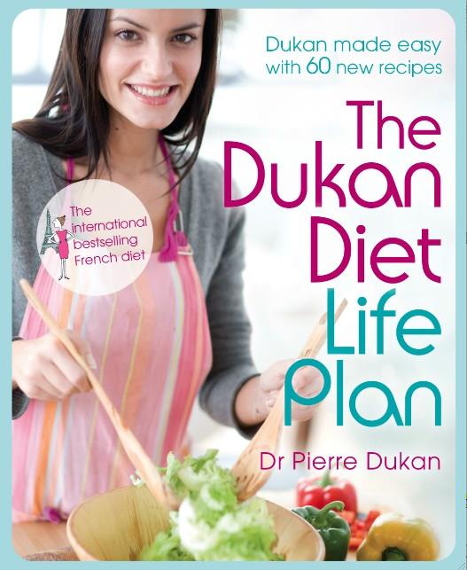 Livre de plats et recettes du Docteur Dukan