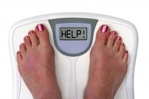 Certaines femmes et hommes en détresse de poids sont capables de suivre longtemps un régime drastique