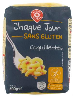 Lisez bien les étiquettes des produits comme les pâtes