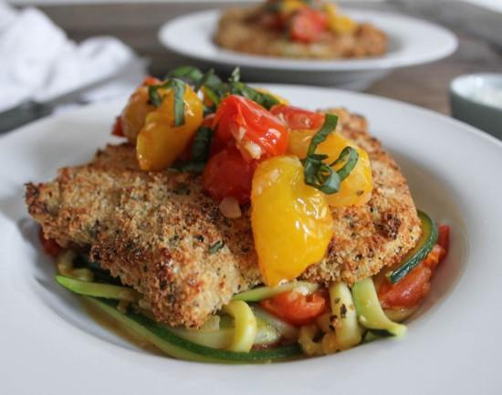 Assiette de légumes favorisant l'amaigrissement