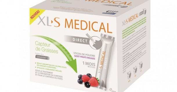 Comment maigrir avec XLS Medical