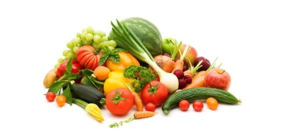 Maigrissez vite avec des fruits et légumes