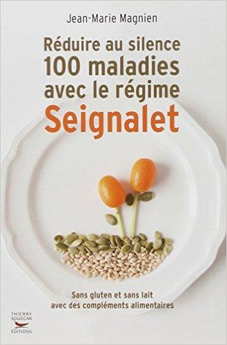 Un ouvrage excellent sur le régime Seignalet