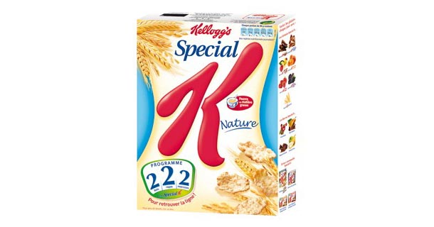Perdez du poids en vous nourrissant de céréales avec le régime Special K