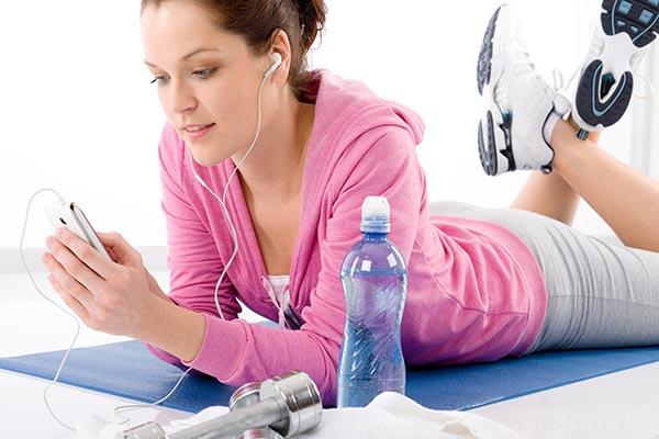 Pratiquez une activité sportive vous aidera à vous amincir avec le régime Special K