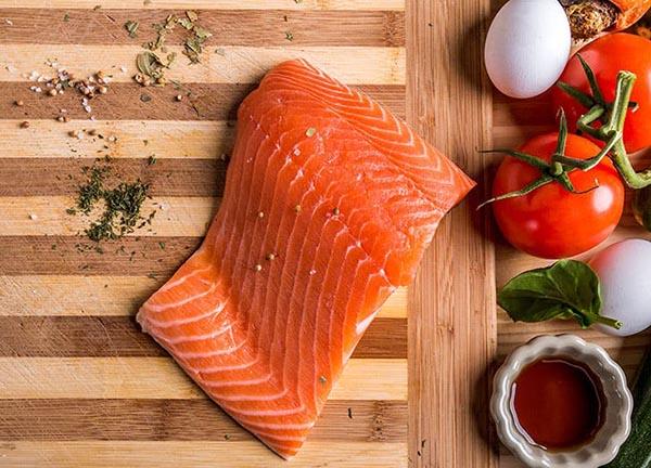 Le poisson est bon pour perdre 6 kilos !
