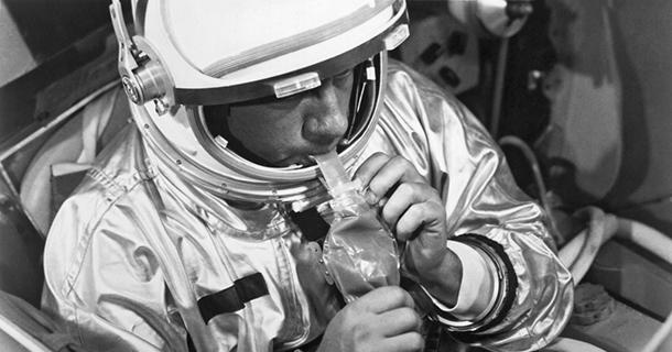 Maigrir vite avec le régime élaboré pour les astronautes