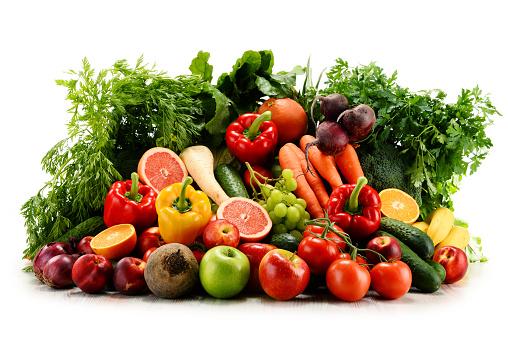 Le régime DASH privilégie la consommation de fruits et légumes