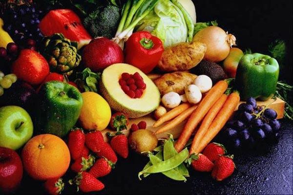 """Les """"A"""" suivant le régime groupe sanguin peuvent manger des fruits et légumes"""