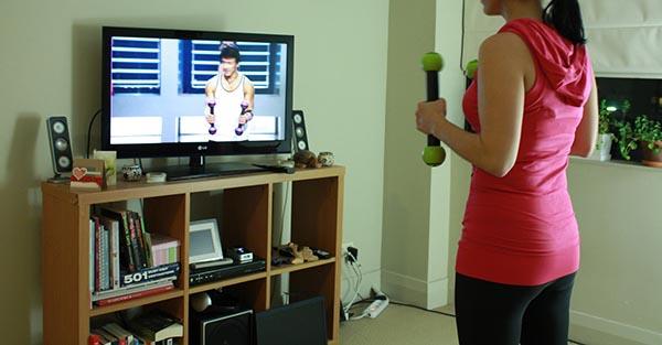 La Zumba pour maigrir peut se pratiquer devant sa télé !