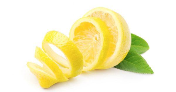 le zeste de citron peut il tre b n fique pour se d barrasser des toxines. Black Bedroom Furniture Sets. Home Design Ideas